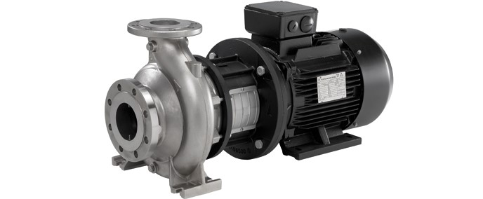 NB, NBG, NBE, NBGE end-suction close-coupled pumps