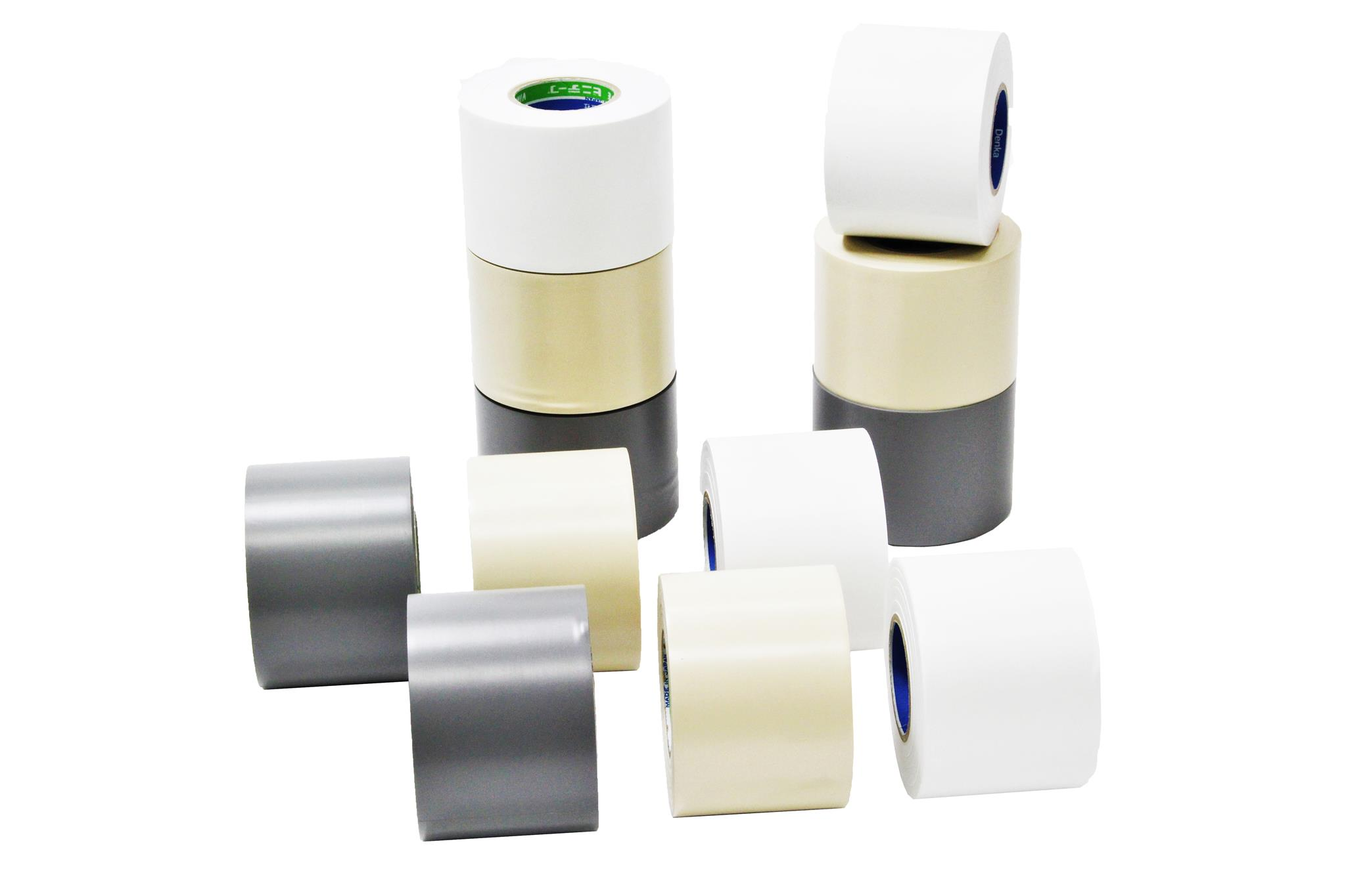 Vinyl tape for air conditioning ducts (non-adhesive type)