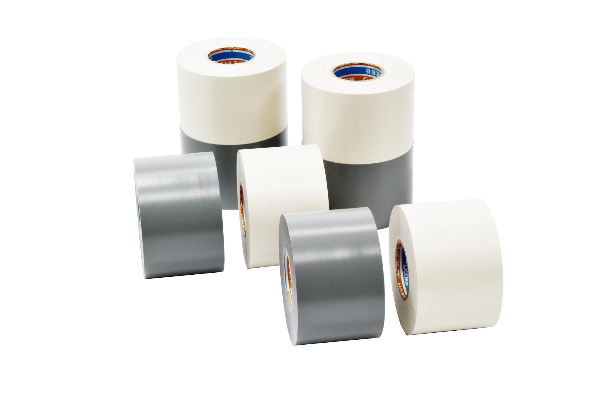 Vinyl tape for air conditioning ducts (adhesive type)