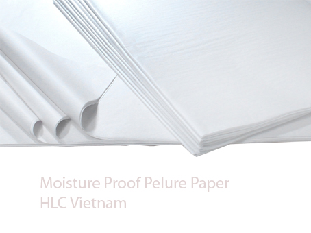 Clothes moisture-proof paper