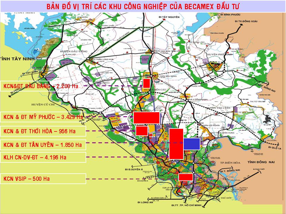 My Phuoc Industrial Park Iii Fact Link Vietnam