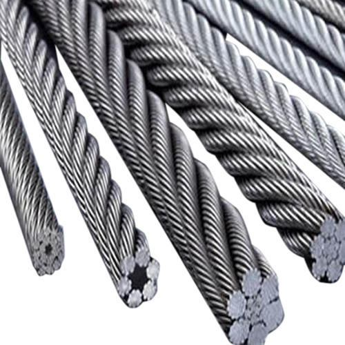 STAINLESS STEEL WIRE FOR ROPING