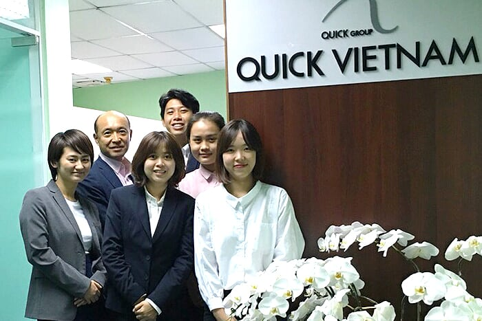 Quick Vietnam Co.,Ltd